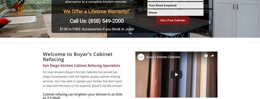 Boyars Cabinets